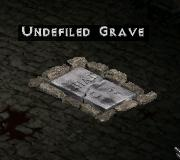 Undefiled Grave