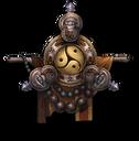 D3 Crest Monk
