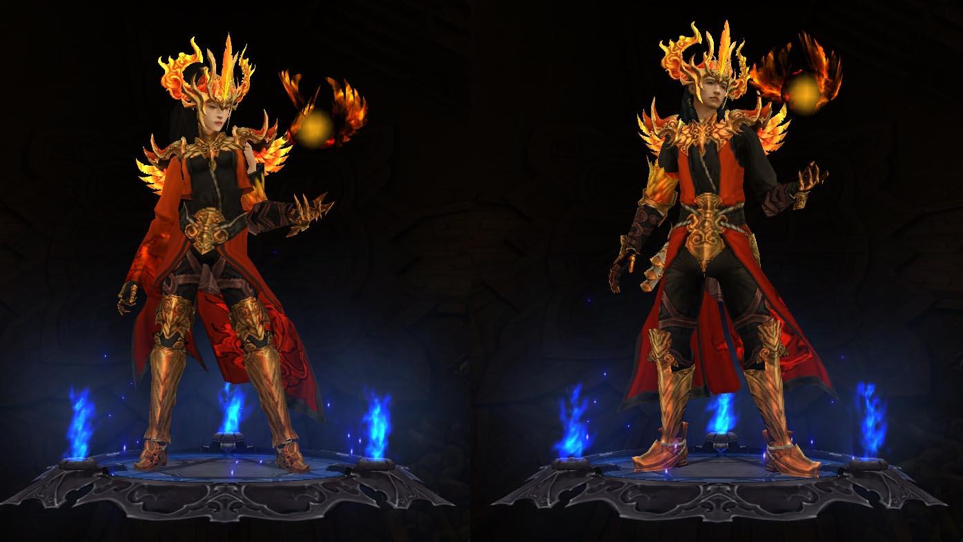 Diablo  Season  Sorceress Witch Doctor Build