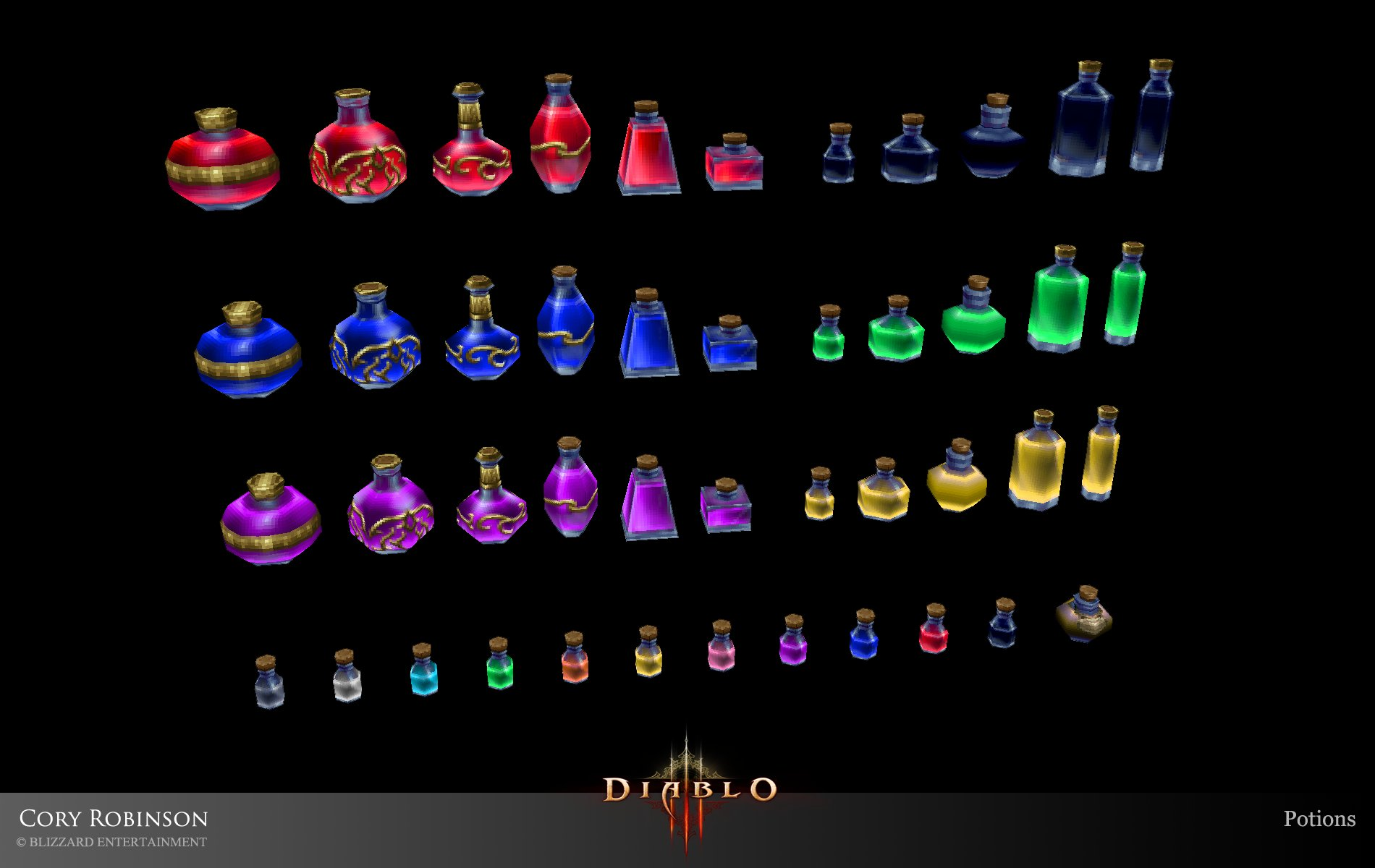 Potions Diablo Wiki Fandom Powered By Wikia