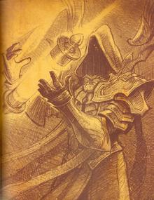 Itherael, Erzengel des Schicksals
