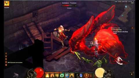 Diablo3 Demonic Tremor