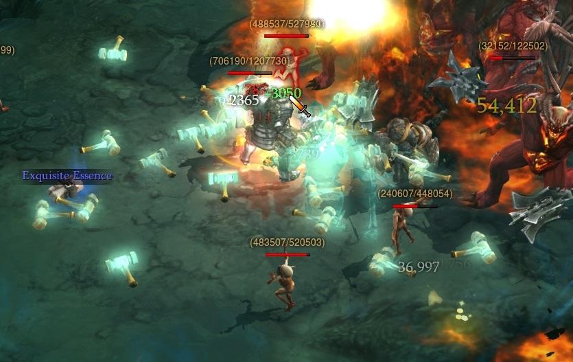 Blessed Hammer (Crusader)   Diablo Wiki   FANDOM powered by