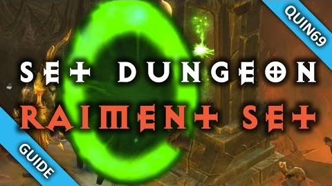 Diablo 3 Set Dungeon - Raiment of a Thousand Storms (Mastery How To Patch 2.4)