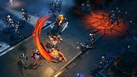 Diablo Immortal Игровой процесс (субтитры)