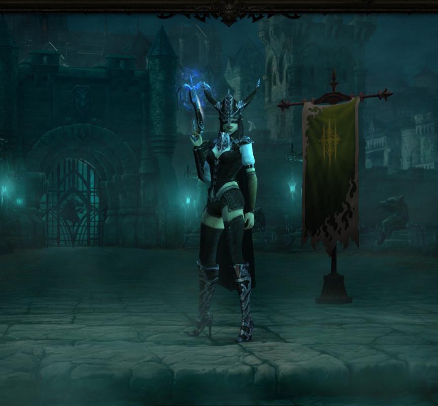 Diablo  Blackthorne Build T