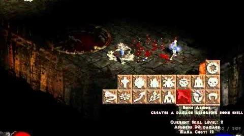 Diablo II - Mephisto Battle (HD)