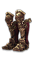Warlord Boots (Crus)