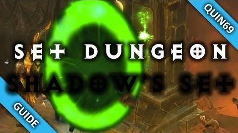 Diablo 3 Set Dungeon - The Shadow's Mantle (Mastery How To Patch 2.4)