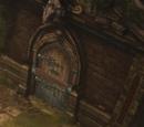 Abandoned Servant House