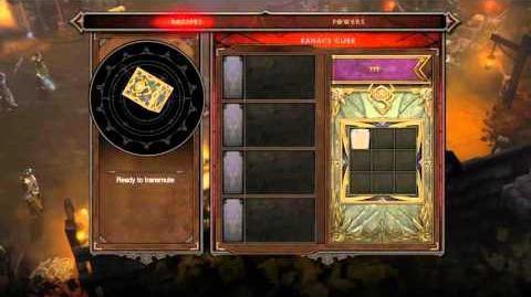 Diablo III Reaper of Souls – Black Rock Cubed!