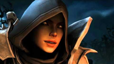 Diablo III - Demon Hunter Trailer