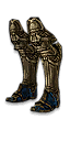 Chain Boots (Monk)