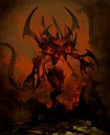 Diablo, le seigneur de la Terreur