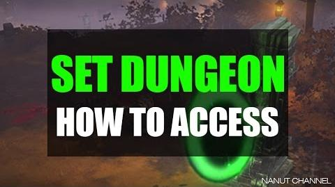 Diablo 3 Set Dungeon How to Access (For Beginners)