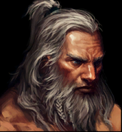 BarbarianMale Portrait
