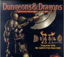 Dungeons and Dragons: Diablo II Edition