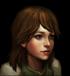 ChildGirl 1 Portrait