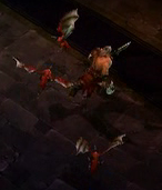 Blizzcon Red Bats