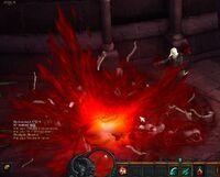 Necromancer corpseexplosion