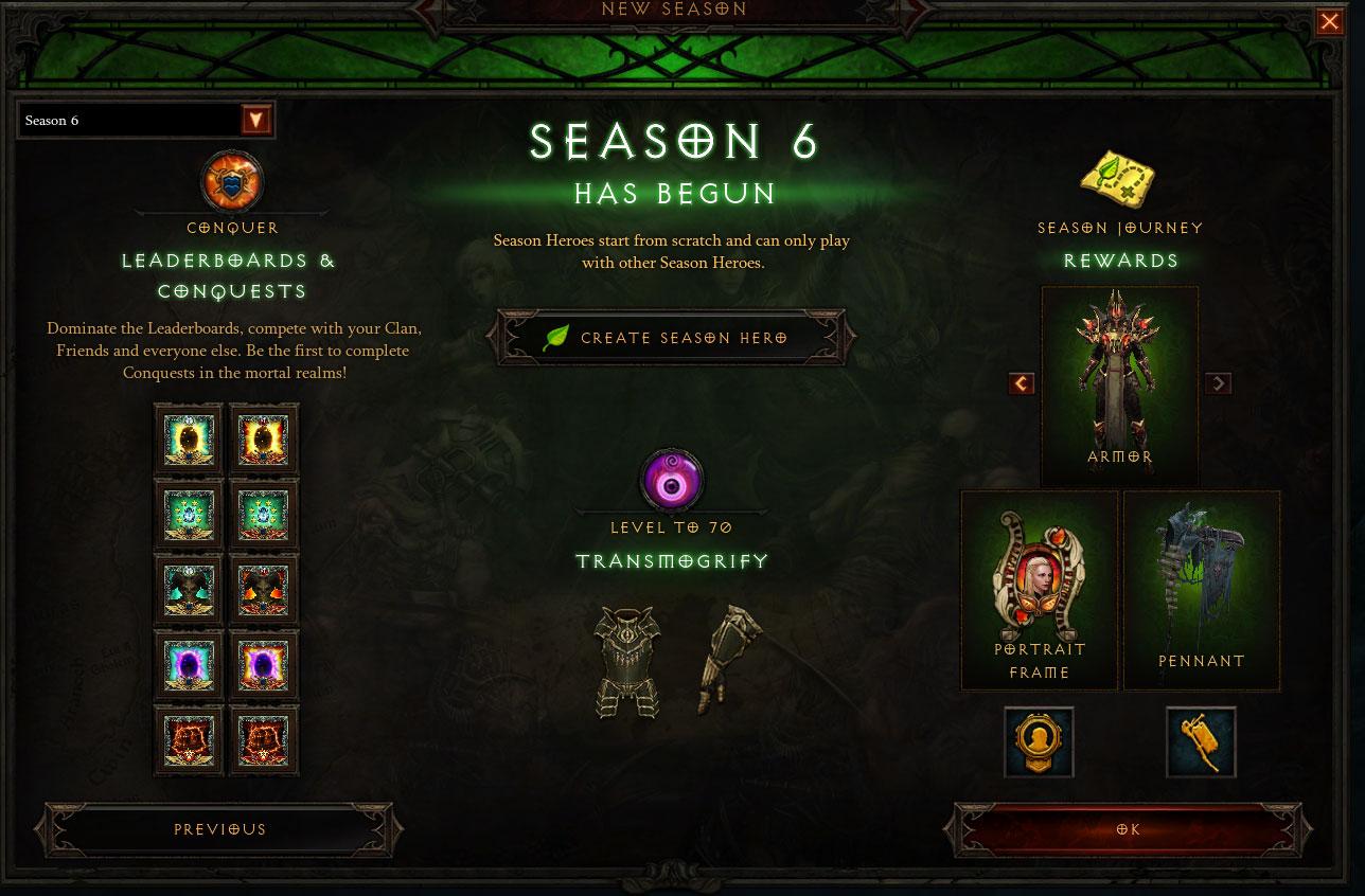 Season | Diablo Wiki | FANDOM powered by Wikia
