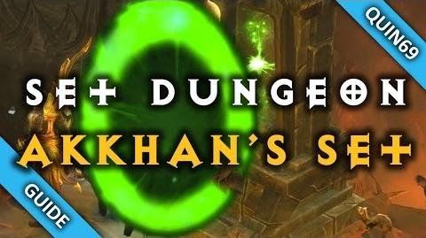Diablo 3 Set Dungeon - Armor of Akkhan (Mastery How To Patch 2.4)