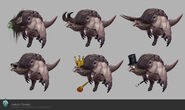 RatKingHornVariants