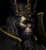 KingLeoricSkeleton Portrait