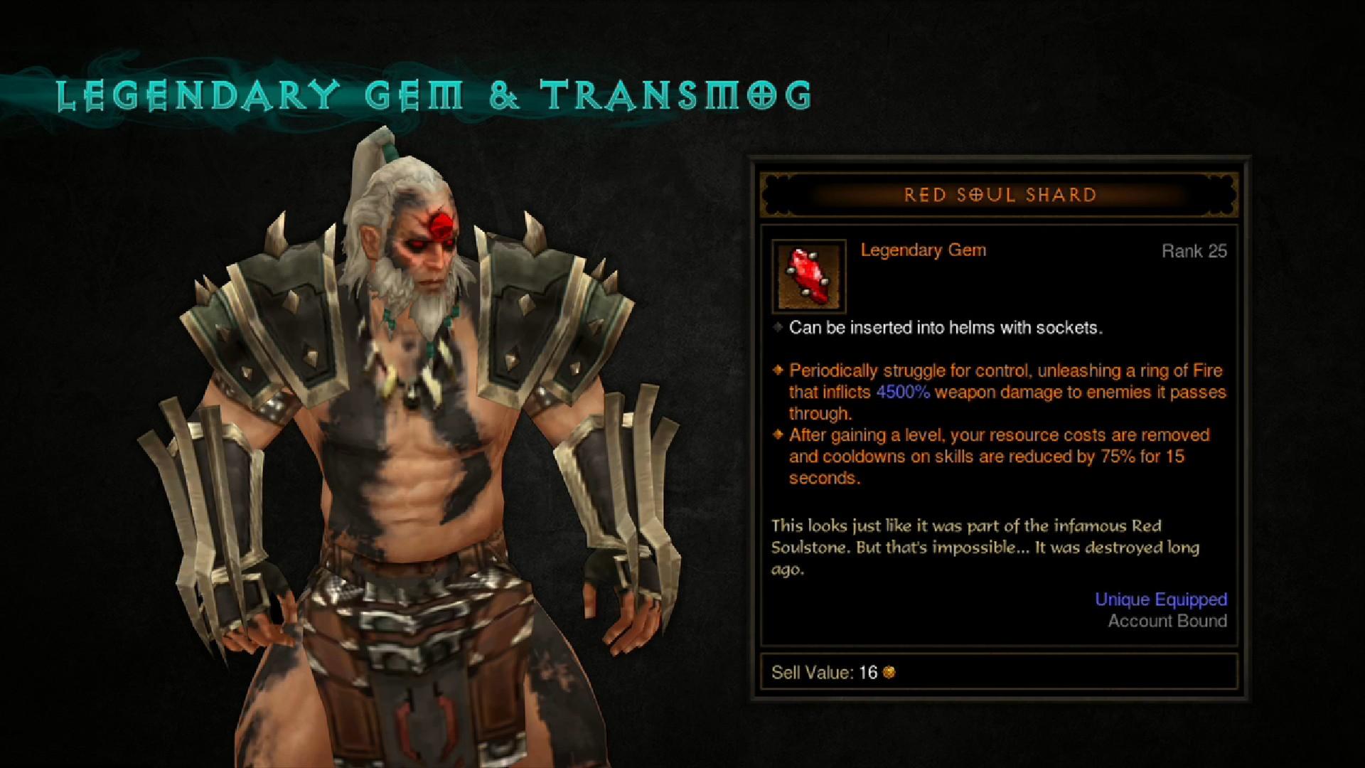 Red Soul Shard | Diablo Wiki | FANDOM powered by Wikia