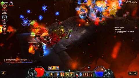 Diablo 3 patch 2.0.1 WD build Fetish Firebat
