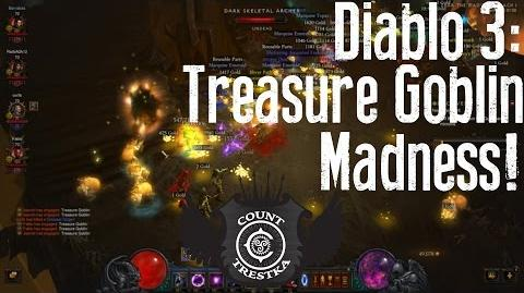 14 Treasure Goblins in one rift
