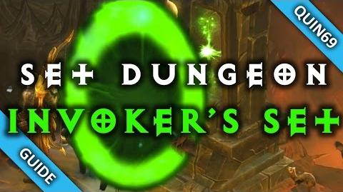 Diablo 3 Set Dungeon - Thorns of the Invoker (Mastery How To Patch 2.4)
