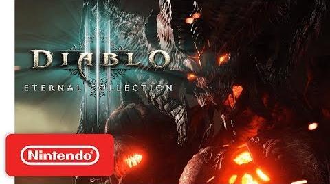 Diablo III Eternal Collection - Announcement Video - Nintendo Switch