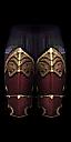 Warlord Leg Plates (Crus)