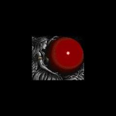 Anioł koło kuli zdrowia (Diablo II).