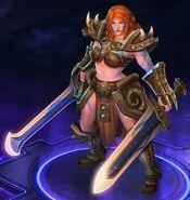 Sonya Wandering Barbarian 1