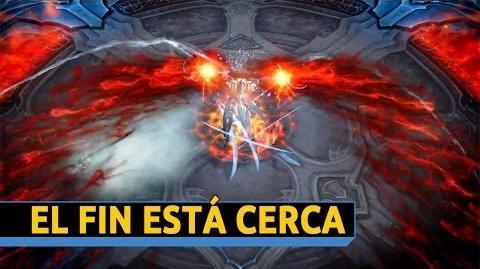 Diablo III Reaper of Souls - El fin está cerca (Español) Trailer