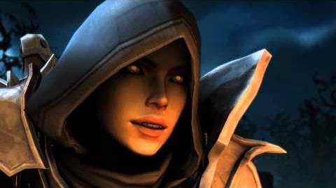 Cazador de Demonios (Demon Hunter) - Diablo 3 (BlizzCon 2010) - Español