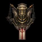 Icon croisé