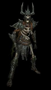 Tomb guardian