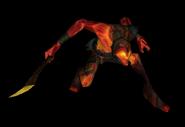 Blazing ghoul