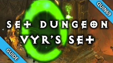 Diablo 3 Set Dungeon - Vyr's Amazing Arcana (Mastery How To Patch 2.4)