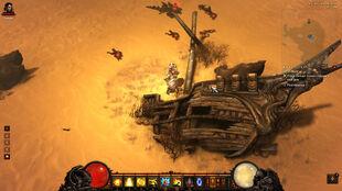 Blackrockledger ship