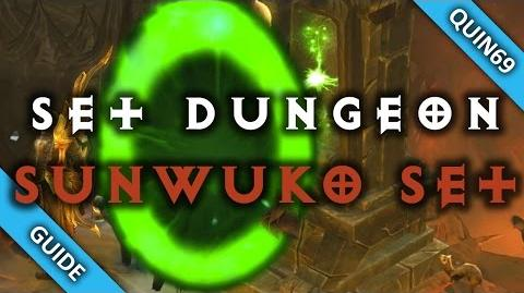 Diablo 3 Set Dungeon - Monkey King's Garb (Mastery How To Patch 2.4)-0