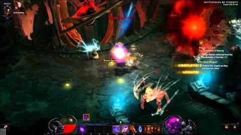 Diablo 3 - Reaper Of Souls - Act 5 - The Great Weapon Event