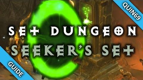 Diablo 3 Set Dungeon - Seeker of the Light (Mastery How To Patch 2.4)
