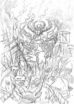 Diablo Comic 1