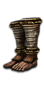 Heavy Boots (Monk)