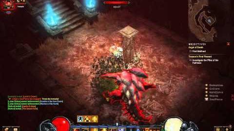 Diablo 3 RoS Events - Treason's Final Reward