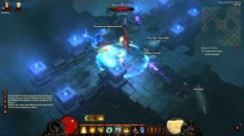 The Warden Hardcore Hell kill on my monk - Diablo 3